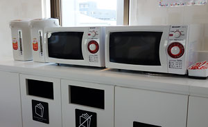 Microwave・kettle