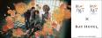 『囚われのパルマ』シリーズ×「秋葉原BAY HOTEL」ホテルコラボレーションが決定!