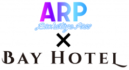 『ARP Backstage Pass』×「秋葉原BAY HOTEL」コラボレーションが決定!
