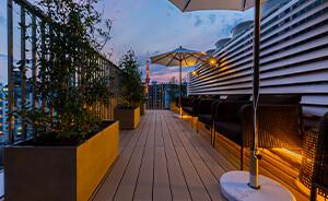 RF Rooftop Terrace